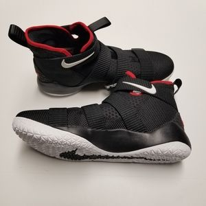 Nike Lebron Soldier XI Bred Men's Size 10